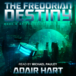 The Fredorian Destiny Book Image