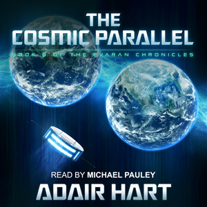 The Cosmic Parallel audiobook Image