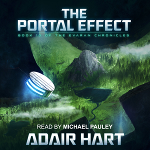The Portal Effect audiobook Image