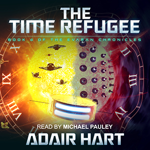 The Time Refugee Book Image