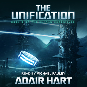 The Unification audiobook Image