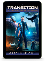 Transition book cover